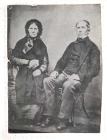 Maria Elisabeth, geb  Reidenbach und ihr Mann Philipp Heinrich Germann um 1860