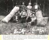 Laubstrippen 1921