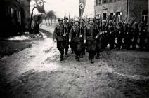 Einquartierung von Wehrmachtsangehoerigen