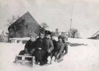 Rudi Greulach, Reinhard Dann, Ewald - Guenter - Helmut Greulach, Reinhard Dann