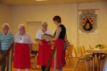 Ehrung für 50 jährige Mitgliedschaft bei den Landfrauen