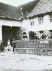 Das Haus von Jakob Maurer (Schmitz) in der Vordergasse