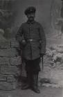 Philipp Fries im 1ten Weltkrieg 1914-1918